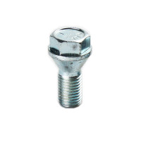 M12x1,5x21 HEX17 mm Conus wheel bolt
