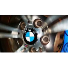 BMW Floating Center Cap Set (original) ( 36122455269 )