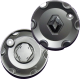 Renault Megane scenic wheel center cap