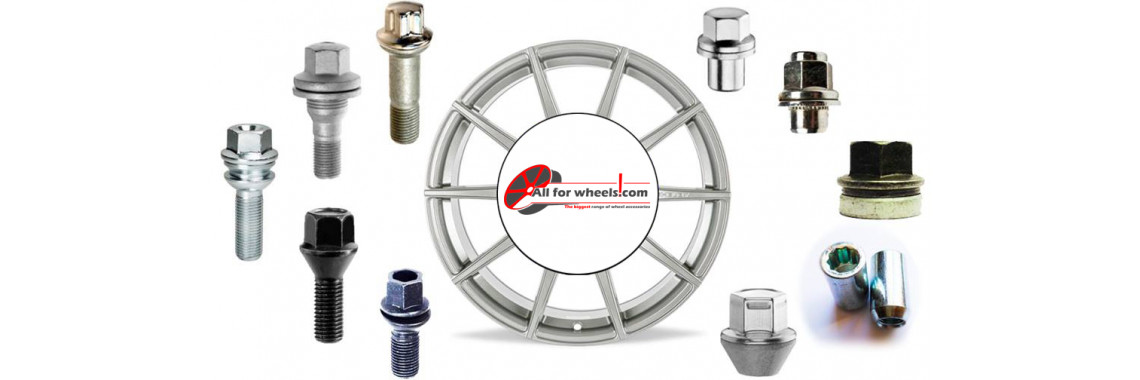 OEM wheel nuts and bolts
