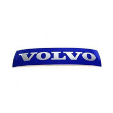 115x28mm Volvo GRILL BADGE LOGO Genuine Volvo S40; S80; V50; V60; C30; C70; XC90