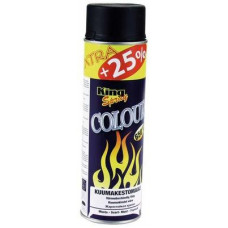 Black paint KING spray +650C (500ml)