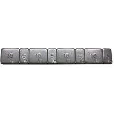 Weights sticky 4X5g + 4X10g 100 pcs
