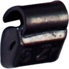 5g Steel wheel weights