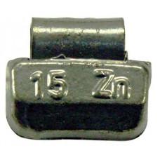 15g Steel wheel weights