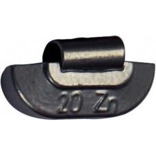 20g Steel wheel weights