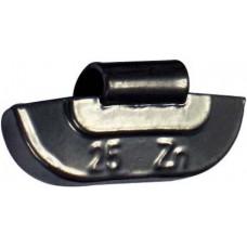 25g Steel wheel weights