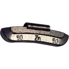 50g Steel wheel weights