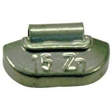 15g Alloy wheel weights