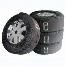 Tyre polyster bags 4 pcs R14-R17