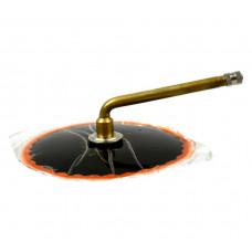 Tube valve clamp-in VG 12/12 (vītne 12mm/pamatne 120mm)
