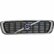 СHROME Volvo GRILL WITH LOGO Genuine Volvo V70 (2008-)