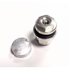 Hidden valve