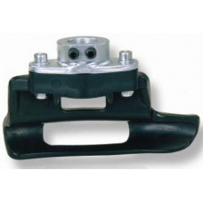 Mount head (polymer) with adaptor (MS 500-530)