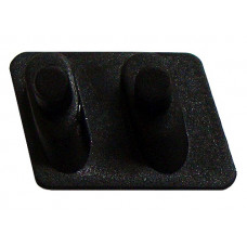 Plastic protective covers for clamping jaws