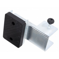 Bead press adaptor for motorcycle tires