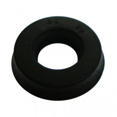 Gasket for tire depressing cylinder's axle