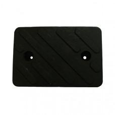 Protective rubber for tire depressor