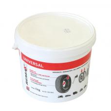 Mounting paste 5kg universal (white)