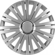 """Wheel covers ActiveRC Grey 14"""" (4 pcs)"""